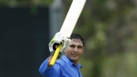 Afghan cricketer Noorulhaq Malekzai