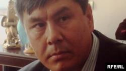Иранда тұратын қазақ Жаппарбай Шаткам. Алматы, 20 қазан 2009 жыл.