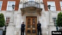Клиника в Лондоне, в которой проходит курс лечения принц Филипп