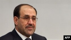 Iraqi Prime Minister Nuri al-Maliki (file photo)