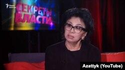 Мира Джангарачева.