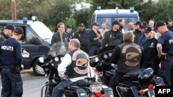 """Датская полиция вынуждена постоянно следить за """"Ангелами ада"""""""