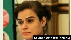 د بلوچستان د صوبايي اسمبلۍ غړې ثمینه خان