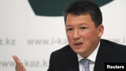 """Бывший глава фонда """"Самрук-Казына"""", зять президента Казахстана Тимур Кулибаев."""