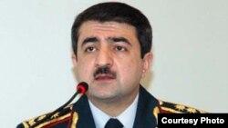 Начальник ГПС, командующий пограничными войсками Азербайджана генерал-полковник Эльчин Гулиев