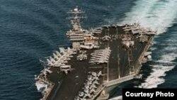 Stennis в помощь. Америка укрепляет группировку ВМФ у берегов Ирана