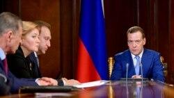 Премьер и море: визит Дмитрия Медведева в Крым