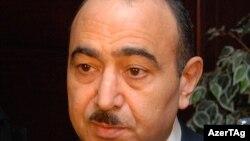 Заведующий общественно-политическим отделом Администрации президента Азербайджана Али Гасанов.