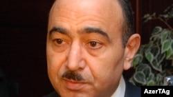 Ադրբեջանի նախագահի աշխատակազմի հասարակական-քաղաքական բաժնի ղեկավար Ալի Հասանովը: