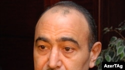 Завотделом президентской администрации Али Гасанов