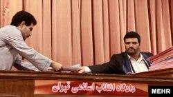 قاضی صلواتی در دادگاههای موسوم به کودتای مخملی