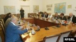 Депутати чеського парламенту зустрілися із представниками Несторівської групи