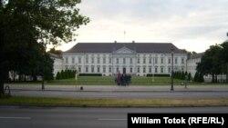 Palatul Bellevue, reşedinţa prezidenţială din Berlin (Foto: William Totok)