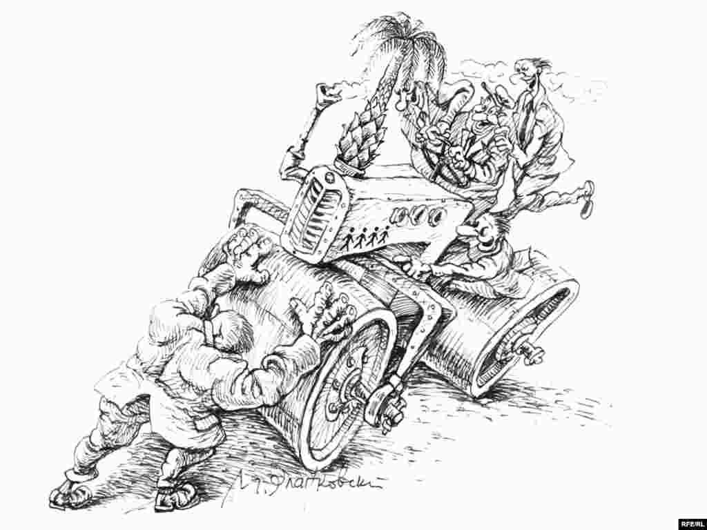 """Михаил Златковский """"В Сочи происходит яркая политическая схватка"""""""