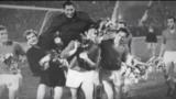 «Заря»-1972 празднует победу на стадионе «Авангард»