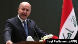 برهم صالح، رئیس جمهور عراق
