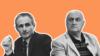 Оппозиционный кандидат от блока «Свободные демократы и Европейская Грузия» Шалва Шавгулидзе и кандидат от правящей партии «Грузинская мечта» Ладо Кахадзе