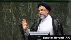 Ministri iranian i Inteligjencës, Mahmud Alavi.