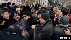 Ankarada etiraz aksiyası