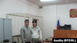 Наил Микеев һәм Равил Тимербулатов мәхкәмәдә