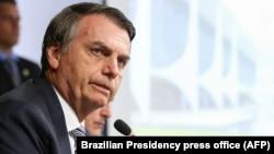 Presidenti i Brazilit, Jair Bolsonaro.