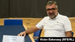 Lucian Romașcanu, ministrul culturii, la interviul cu Europa Liberă