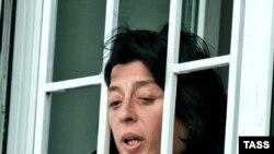 Глава Фонда Игоря Гиоргазде Ирина Саришвили и ее стронники намерены искать защиты в Страсбурге