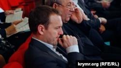 Депутат Госдумы России от Крыма Константин Бахарев