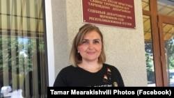 Прокурор Ленингорского района обжаловал решение по делу гражданской активистки Тамары Меаракишвили, согласно которому все обвинения против нее были сняты