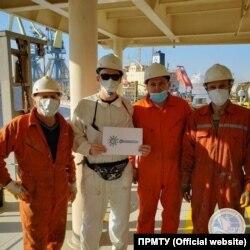 На початку квітня ПРМТУ ініціювала міжнародний челендж #ISupplyTheWorld на підтримку робітників морського транспорту, які рухають вперед світову торгівлю.