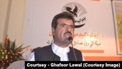 غفور لیوال سفیر افغانستان در تهران