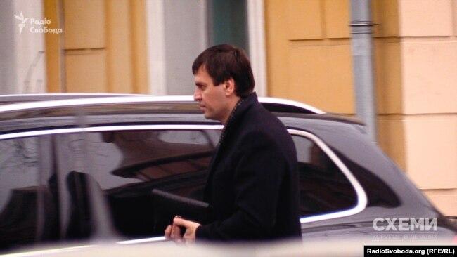 Дмитро Бут, заступник начальника управління Головного слідчого управління Національної поліції