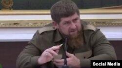 Рамзан Кадыров на совещании по вопросам охраны лесного фонда Чечни