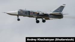 Су-24 (ілюстраційне фото)
