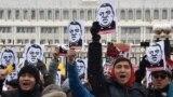 Азия: митинг против коррупции