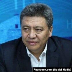 Эмильбек Алымкулов.