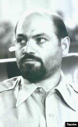 IRGC Commander Abbas Douzdouzani Undated