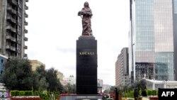 Памятник жертвам Ходжалы, 25 февраля 2013