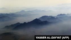 نمایی هوایی از البرز