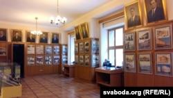 Музэй гісторыі ўрадаў Украіны