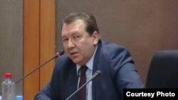 Професорот Никола Јанкуловски е избран за нов ректор на УКИМ. Фотографија НоваТВ.