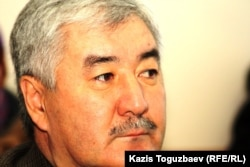 Саясаткер Әміржан Қосанов. Алматы, 24 желтоқсан 2012 жыл
