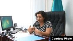 Жанар Алчинбаева, руководитель управления туризма акимата Алматинской области.