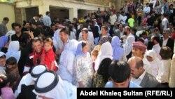 """أيزيديون يحتفلون بعيد """"جما"""" في دهوك"""