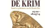 Afișul expoziției de la Amsterdam