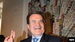 Новое лицо Рима премьер Проди
