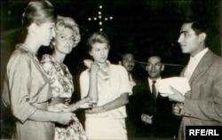 تصویری از سالهای دور منشه امیر در تهران