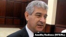 Əli Əhmədov, Azərbaycan Respublikası Baş nazirinin müavini, YAP Sədrinin müavini - icra katibi.