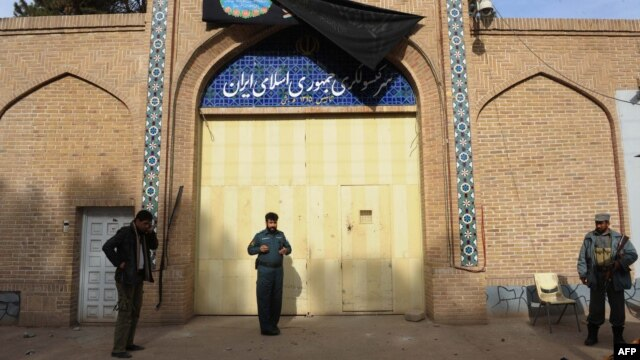 The Iranian Consulate in Herat has been the scene of several violent demonstrations in recent years.
