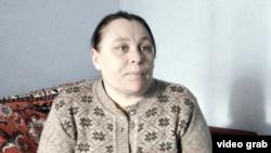 Мама Вики Барлыбаевой Оксана Головач